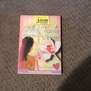 Orchids and Gumbo Poker Club Lizzie McGuire Book